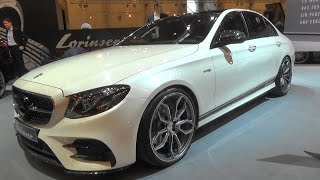 видео Тюнинг Mercedes-Benz E-Class W213 от Brabus
