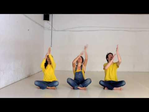 25 anys dels Jocs Olímpics - Coreografia de percussió corporal
