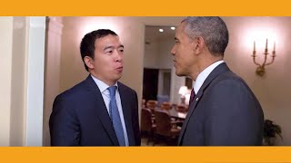 Who is Andrew Yang? | Andrew Yang for President