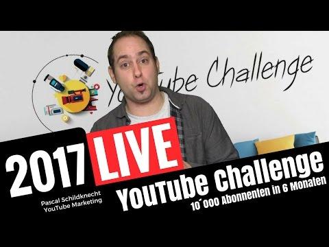 youtube-challenge---10´000-abonnenten-in-6-monaten