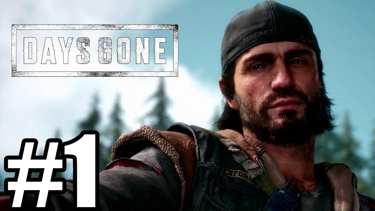 Days Gone Gameplay Walkthrough Part 1 Ps4 Pro No