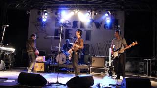 THE PEAWEES live @ Festival Beat