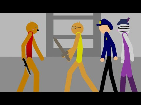 Pony Vs Foxy (Carnival Alternate Ending) - Piggy Animation