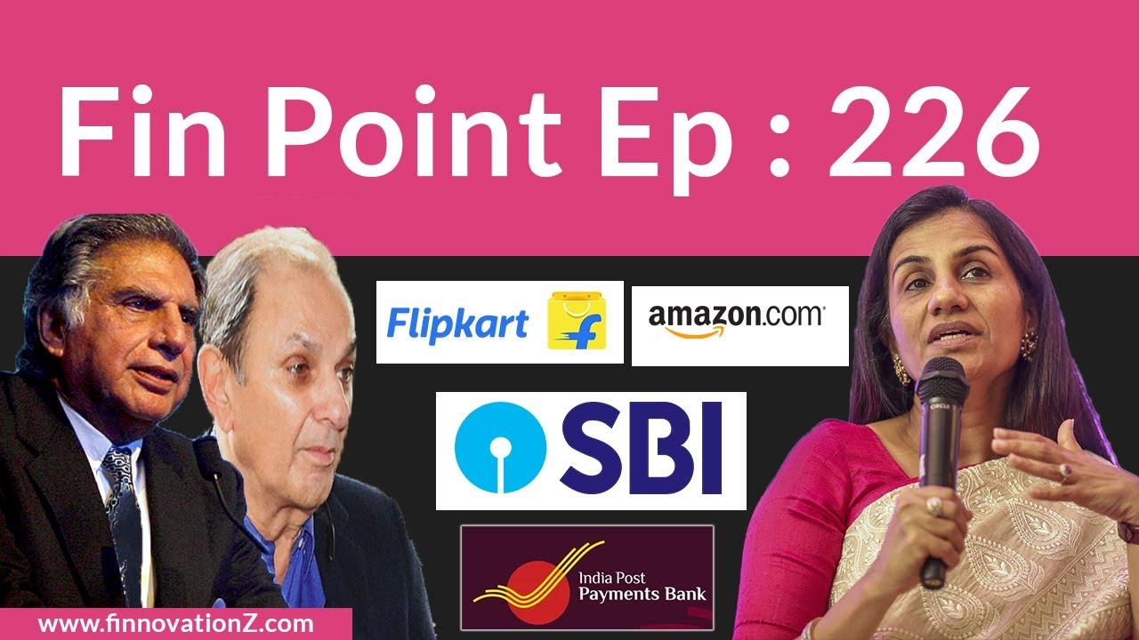 Chanda Kochar   Ratan Tata   PMC Bank   NSE & BSE   Amazon   SEBI   Latest Stock Market News   H