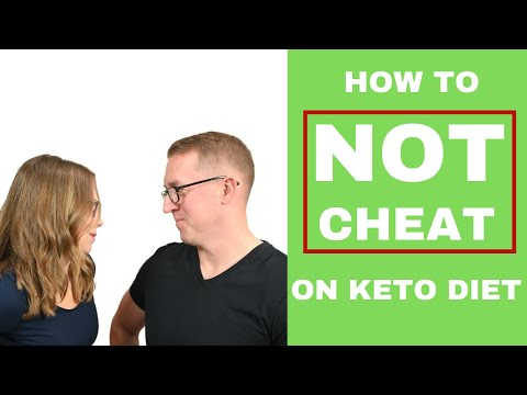 How Do I Stick To The Keto Diet Without Cheating? or Falling Off The Wagon | With Health Coach Tara