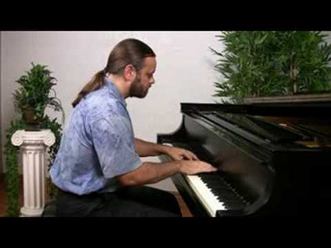 Bach: Invention 2 in C minor (older version) | Cory Hall, pianist-composer