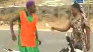Theatre Tchadien Hassan Nil Le Clandoman  حسن نيلي