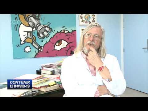Interview du Professeur Didier Raoult