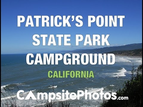 Patrick's Point State Park, California
