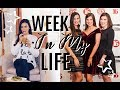 Week In My Life! | Sweet 16, Christmas Shopping, Reuniting with friends!
