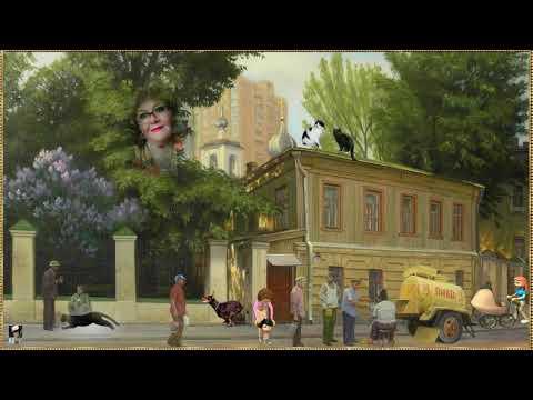Черный кот  - поёт и монтаж А. Киселёва- Васильева