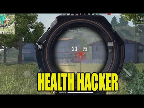 Health Hacker in free fire|| free fire Hacker funny moments|| Run Gaming