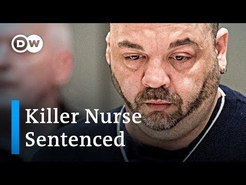 German Serial Killer Nurse Sentenced To Life | DW News