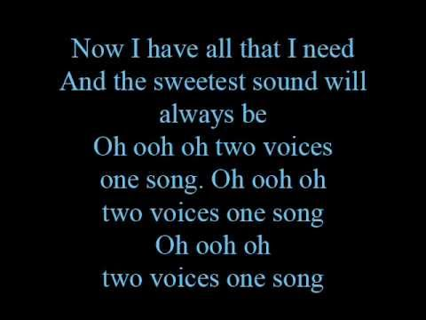 Two Voices One Song lyrics by Barbie, 1 meaning. Two ...