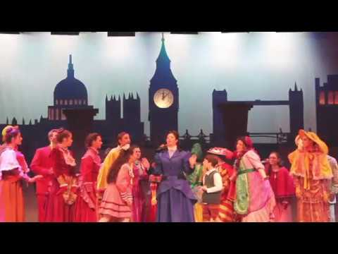 Mary Poppins at Cold Spring Harbor High School