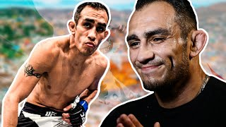 Tony Ferguson Being WEIRD
