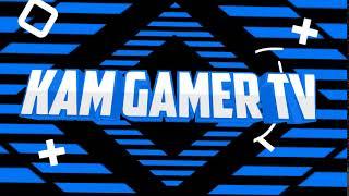 Intro - Upbeat 2D - Blue | Kam Gamer Tv - Live