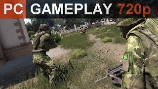 Arma 3 PC Gameplay (720p)