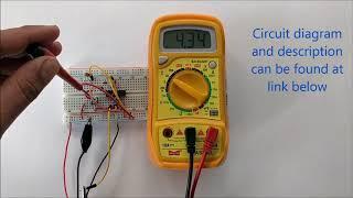 LM723 Voltage Regulator Circuit