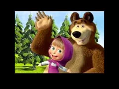 marsha and the bear