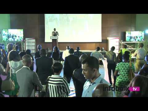 Infoboxdaily Official Launch At Movenpick Hotel