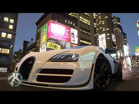 GTA 4 Bugatti Veyron 16.4 Super Sport PUR BLANC - Sound Mod