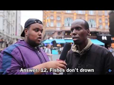 Can Fishes Drown?