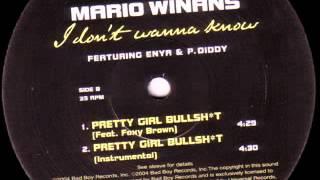 Mario Winans Ft. Foxy Brown - Pretty Girl Bullshit (Official Instrumental)