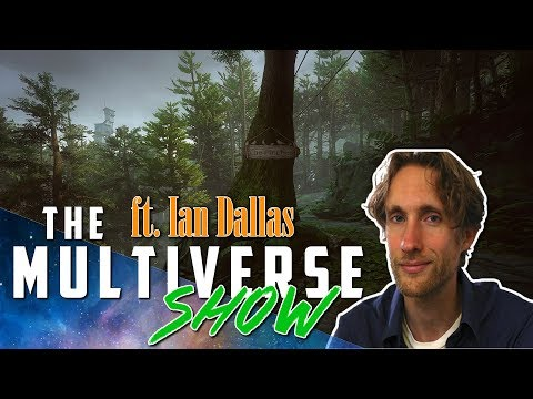 The Multiverse Show Ep 61 : ft. Ian Dallas from Giant Sparrow, Wolfenstein 4k 60fps, & D23