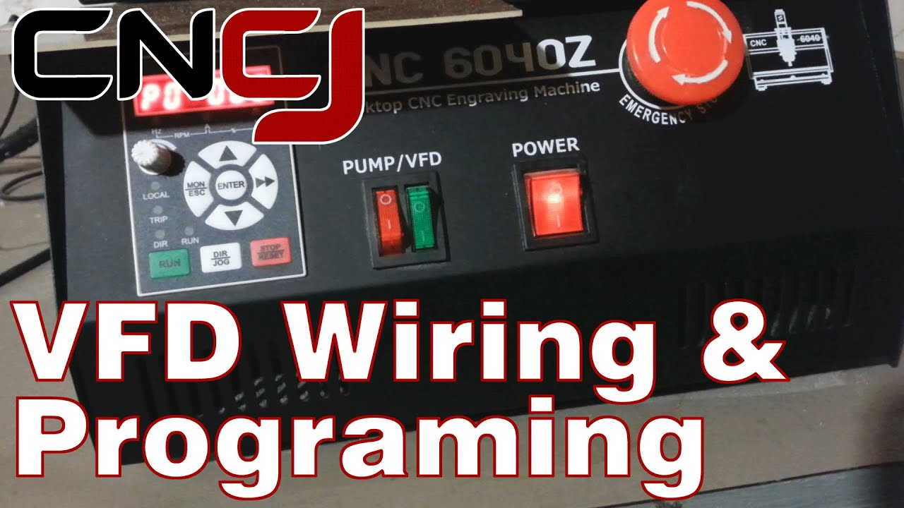 cnc 6040 programming wiring the nowforever vfd [ 1280 x 720 Pixel ]