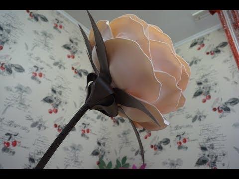 МК Декорирование Патрона для основания шара