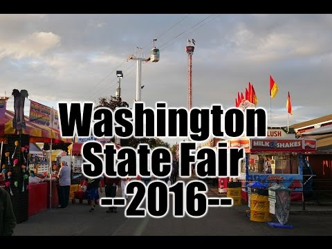 Washington State Fair 2016 (4K/UHD)