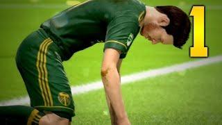 "FIFA 18: Career Mode Gameplay Walkthrough - Part 1 ""EASY MODE"" (My Player Career)"