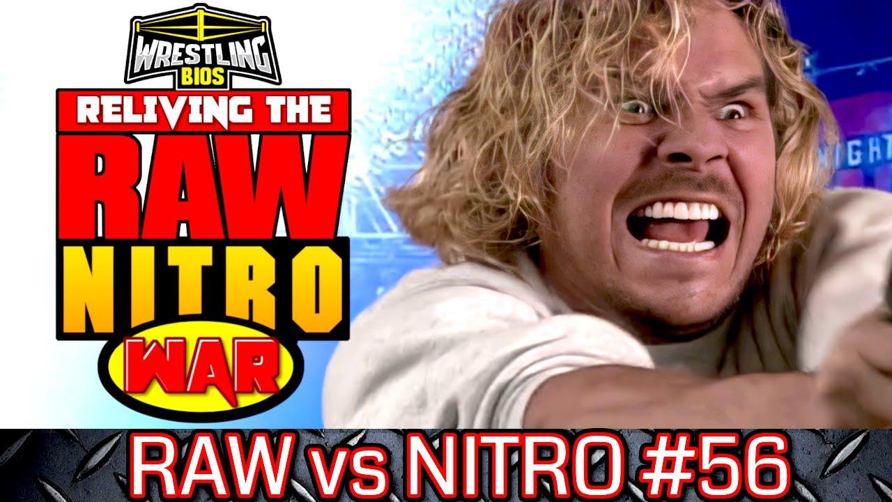 "Raw vs Nitro ""Reliving The War"": Episode 56 - November 4th 1996"