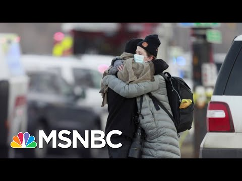 'We Need To See A Change': Colorado Congressman On Colorado Mass Shootings   Craig Melvin   MSNBC