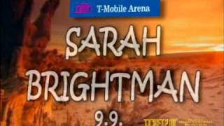 Sarah Brightman 2004 TV spot Czech Republic