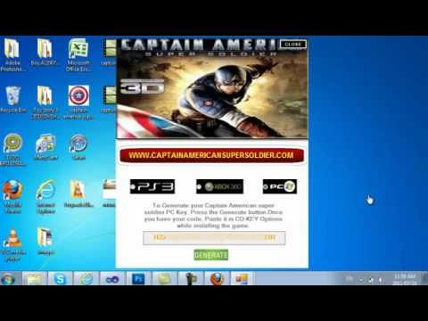 how to get Captain America super soldier full game ...
