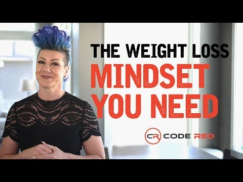 WILLPOWER TO LOSE WEIGHT (The Weight Loss Mindset You Need)