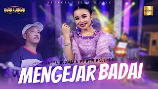 Tasya Rosmala ft New Pallapa - Mengejar Badai (Official Live Music)