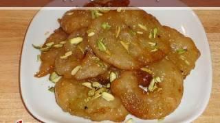 Apple Jalebi (apple Fritters) Recipe By Manjula