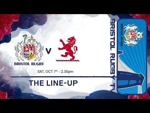 The Line-Up: London Scottish