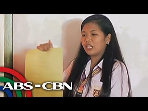 Bandila: 'Study now, pay later', malaking tulong sa isang estudyante