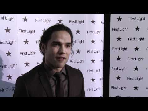 Reece Ritchie at the First Light Awards 2012