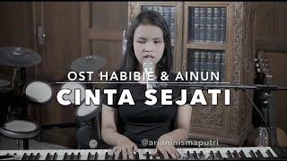 Cover images Bunga Citra Lestari - Cinta Sejati (Putri Ariani Cover)