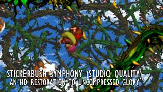 Stickerbush Symphony Restored to HD