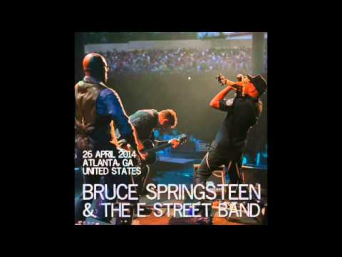 Bruce Springsteen - Atlanta, GA - Full Show (Soundboard) - 2014