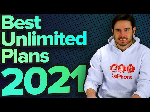 Best Unlimited Cell Phone Plans [2021]