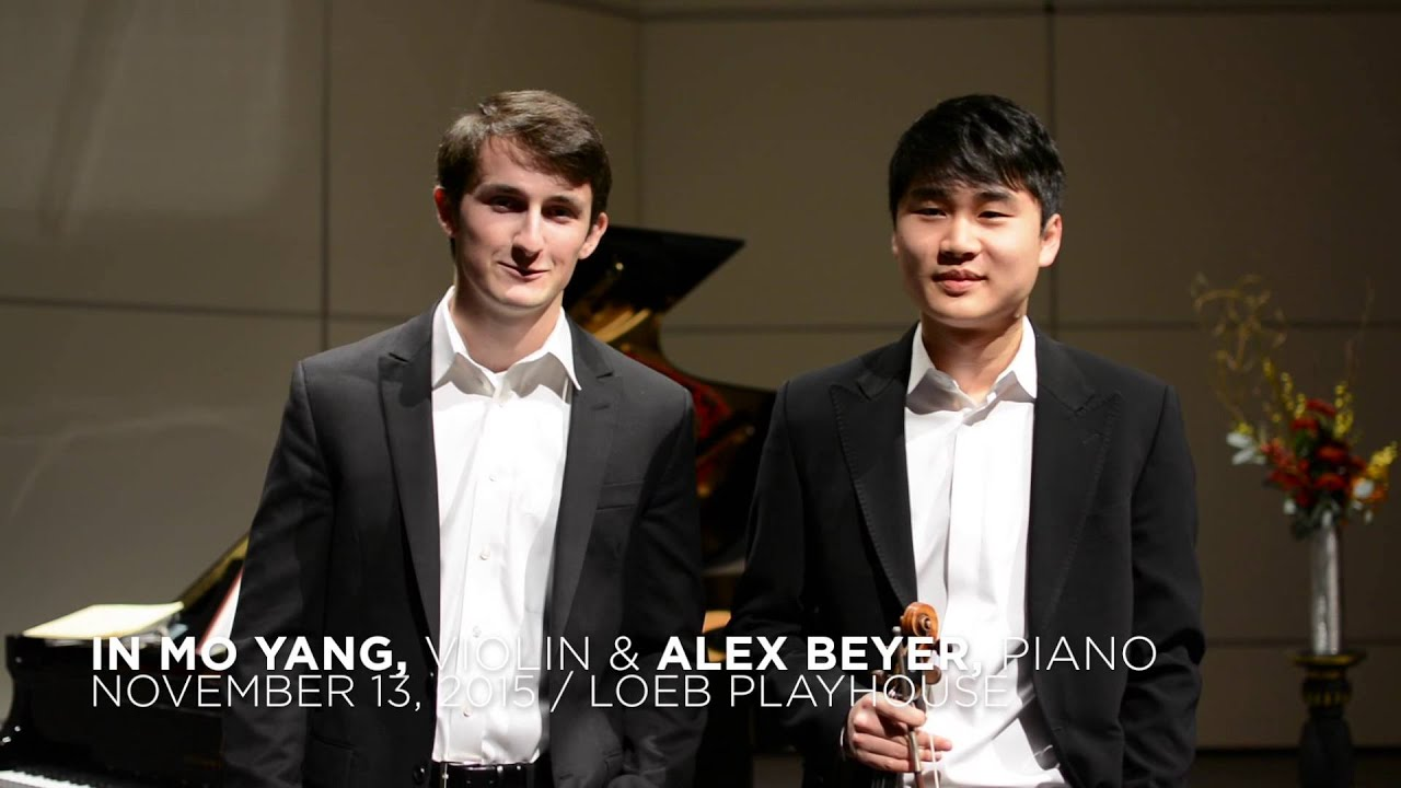 In Mo Yang and Alex Beyer at Purdue - YouTube