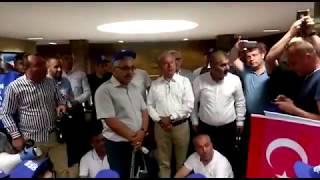 TP İşçileri TP Genel Müdürlüğü'nde Eylemde - 5 Temmuz 2017