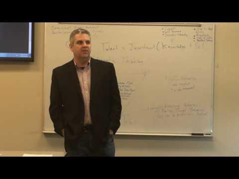 Presentation of Strength Thinking to YPI